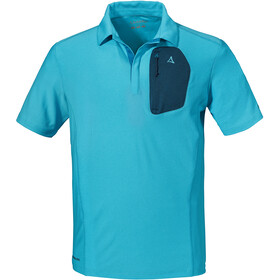 Schöffel Rosaria Polo Shirt Men horizon blue